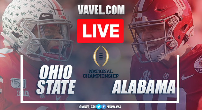 Highlights and Touchdowns: Ohio State 24-52 Alabama in 2021 National Championship