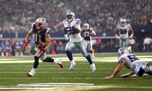 New England Patriots Bounce Dallas Cowboys
