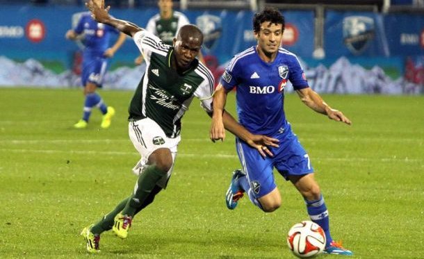 Montreal Impact Host Portland Timbers In Return To MLS Action