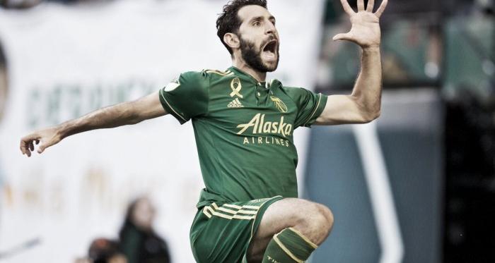 Mattocks y Valeri lideran el cómodo triunfo leñador // Imagen: Portland Timbers