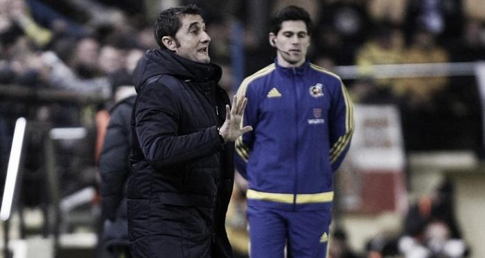 """Valverde: """"Son tres puntos que no van a volver, no tenemos por qué renunciar a ellos"""""""