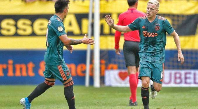 Eredivisie: Ajax e PSV si fermano, l'AZ Alkmaar cala il poker