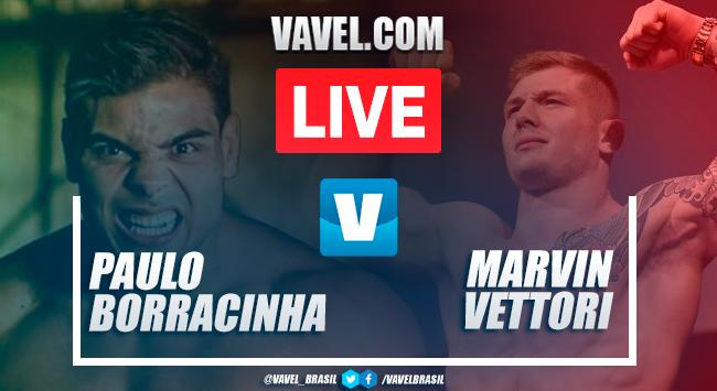 Resultados e Melhores momentos: Paulo Borrachinha x Marvin Vettori no UFC Vegas 41