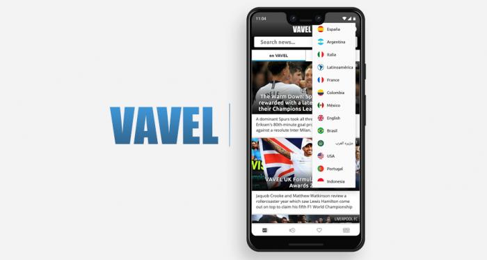 Descarga la nueva app de VAVEL para Android