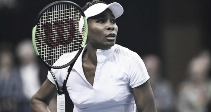 Estados Unidos avanza de la mano de Venus Williams