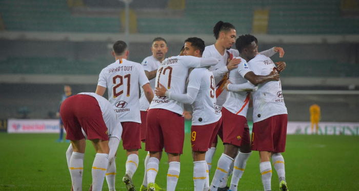 Foto: Twitter @OfficialASRoma