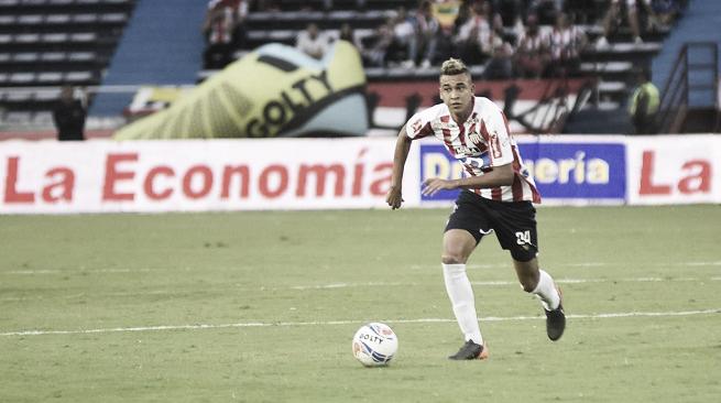 Víctor Cantillo fue clave en el esquema de Junior de Barranquilla. Foto: Zona Cero