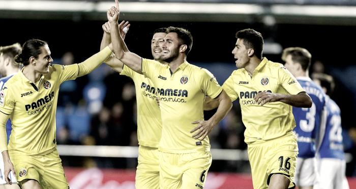 La contracrónica: un Villarreal de Champions