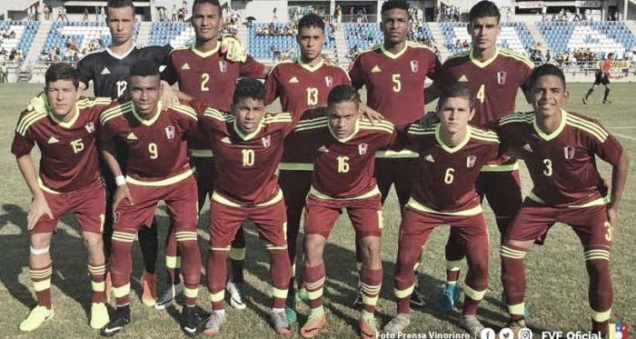 La selección venezolana obtuvo bronce en Santa Marta 2017. Fotografía: Federación Venezolana de Fútbol.