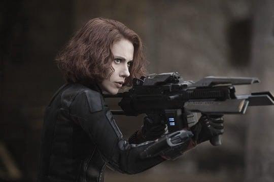 Natasha Romanoff, Viuda Negra | Marvel
