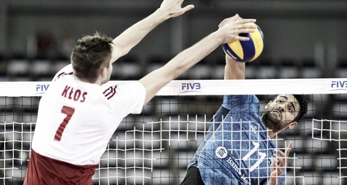Resultado Argentina vs Polonia en voleibol masculino en partido Juegos Olímpicos Río 2016 (0-3)