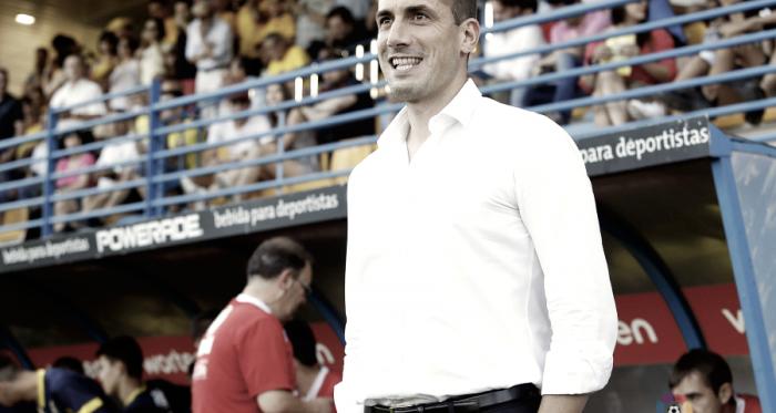 """Julio Velázquez: """"Hemos sacado al equipo dos veces"""""""