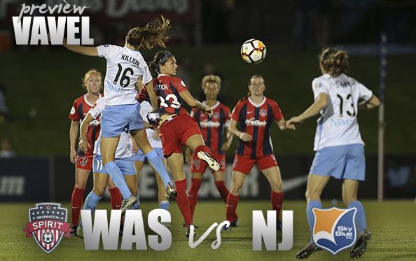 Washington Spirit vs. Sky Blue FC Preview: A New Beginning
