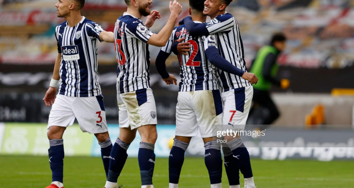 Wolves 2-3 West Brom: Baggies win first Black Country derby with two penalties
