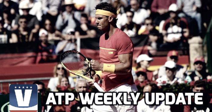 ATP Weekly Update week 14: Rafael Nadal returns in Davis Cup quarterfinals