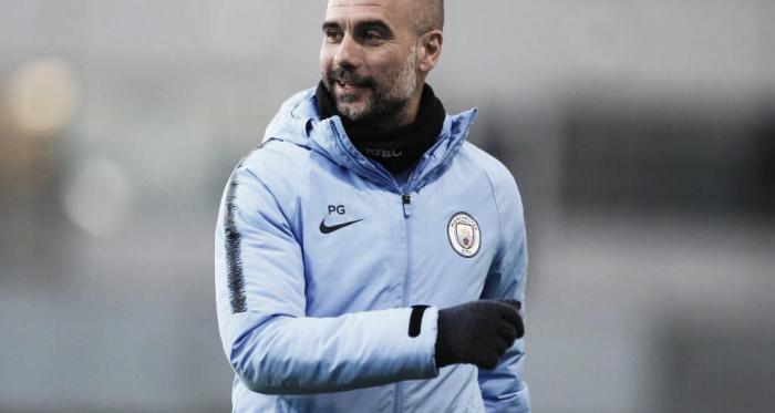 Reprodução/Twitter/ Manchester City