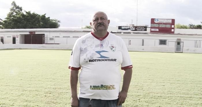 José Guilherme já foi presidente do clube (Foto: Reprodução/TV Grande Rio)