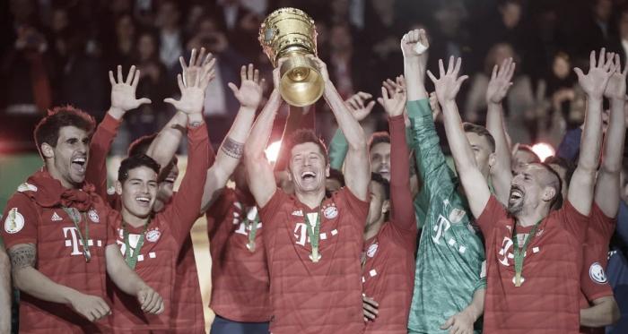 Felicidade e tristeza! O que os jogadores de Leipzig e Bayern falaram após final da Copa?
