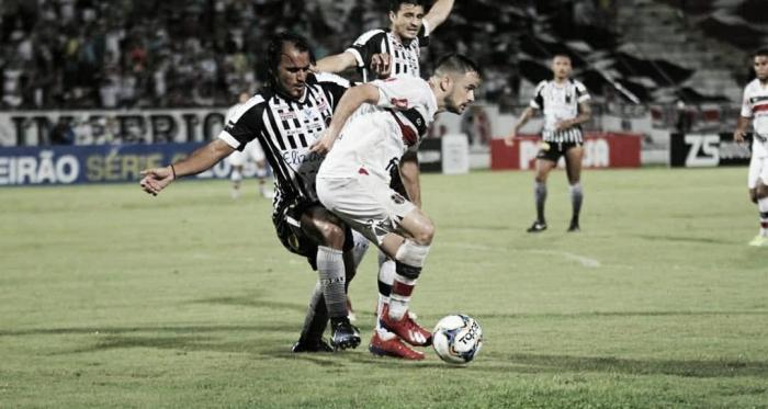 Foto: Rodrigo Baltar/Santa Cruz FC