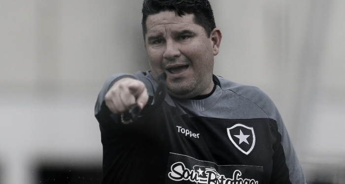 Foto: Vitor Silva/Botafogo FR