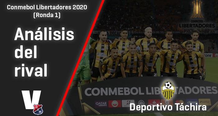 Independiente Medellín, análisis del rival: Deportivo Táchira