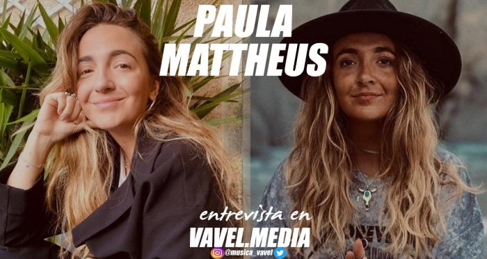 """Entrevista. Paula Mattheus: """"«Digan lo que digan» es un tema que significa quererse a uno mismo"""""""