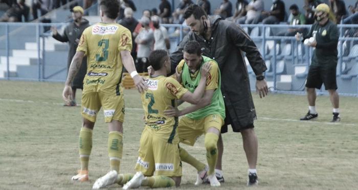 Com Eduardo Baptista, Mirassol supera Aparecidense e volta à Série C após 12 anos