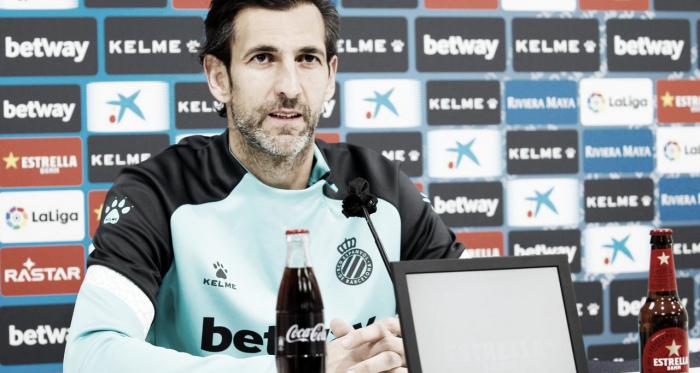 """Diego López: """"El más autocrítico y exigente soy yo"""""""