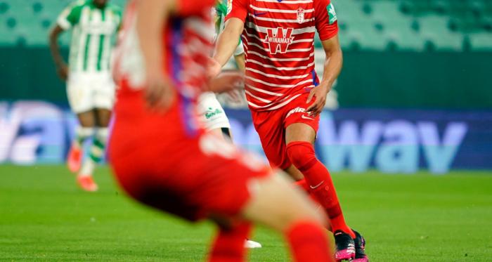El Granada CF suma tres lesionados más para el partido contra el Real Madrid