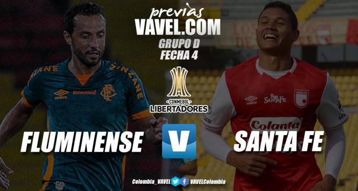 Previa Fluminense vs Independiente Santa Fe: en busca de la primera victoria