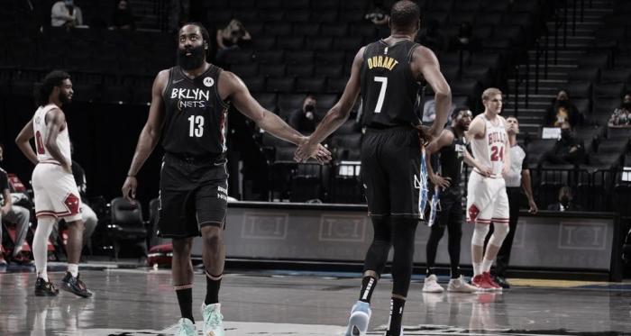 Brooklyn Nets tem 21,5% de chances de ser campeão, seguido de perto pelo Utah Jazz; veja os números