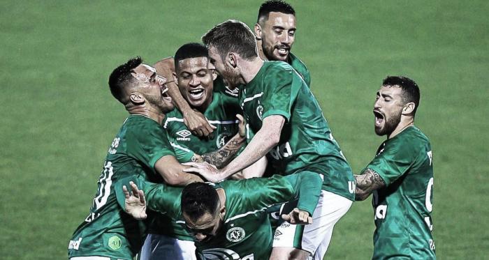 Últimos campeões da Série B, Chapecoense e Bragantino duelam na primeira rodada do Brasileirão