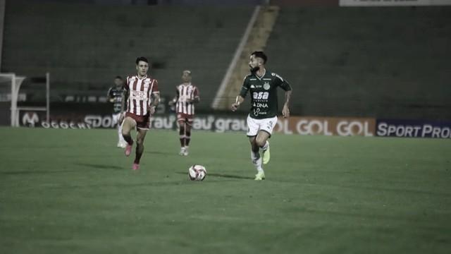 Náutico vence Guarani e se mantém 100% na Série B