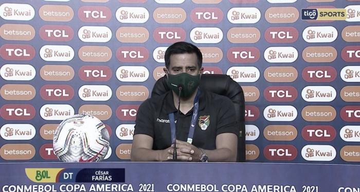 """César Farías: """"Tenemos una competencia con nosotros mismos"""""""