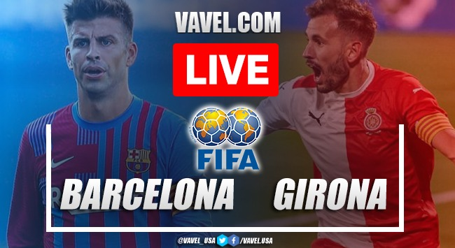 Goals and highlights: Barcelona 3-1 Girona in Friendly Game 2021