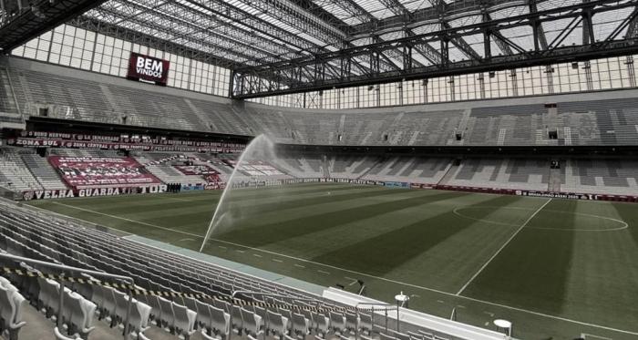 Duelo rubro-negro: Athletico recebe Atlético-GO em jogo de ida nas oitavas da Copa do Brasil