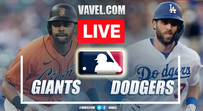 Resume and Highlights: San Franacisco Giants 5-0 Los Angeles Dodgers in MLB 2021