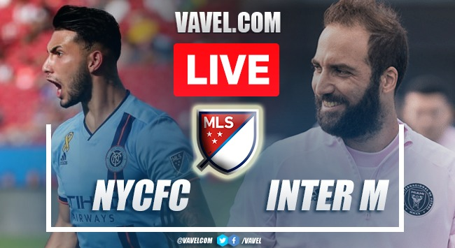 Goals and Highlights: New York City 2 - 0 Inter Miami in MLS 2021
