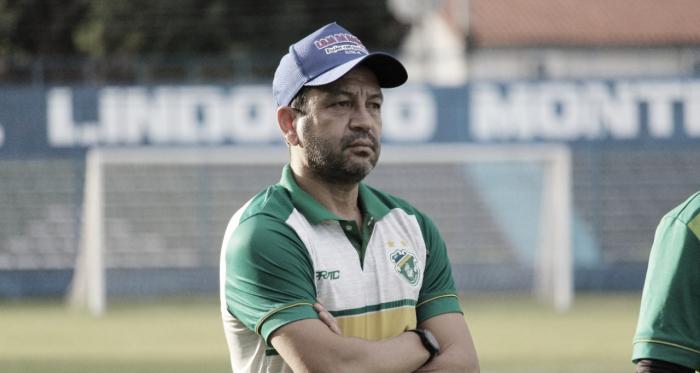 Paulinho Kobayashi exalta importante vitória do Altos e projeta duelo contra Santa Cruz