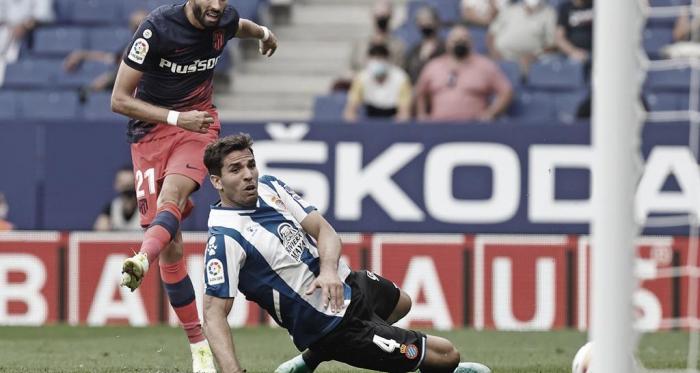 """Carrasco: """"El Espanyol perdió mucho tiempo, por eso llegamos a los diez minutos"""""""