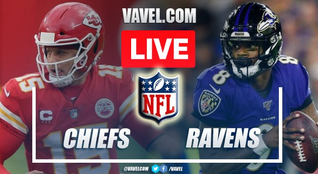 Kansas City Chiefs vs Baltimore Ravens: LIVE Score Updates (0-0)