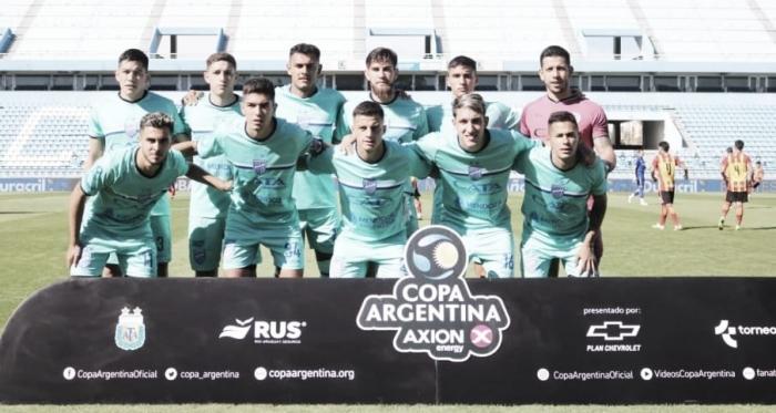 El camino del Tomba en la Copa Argentina