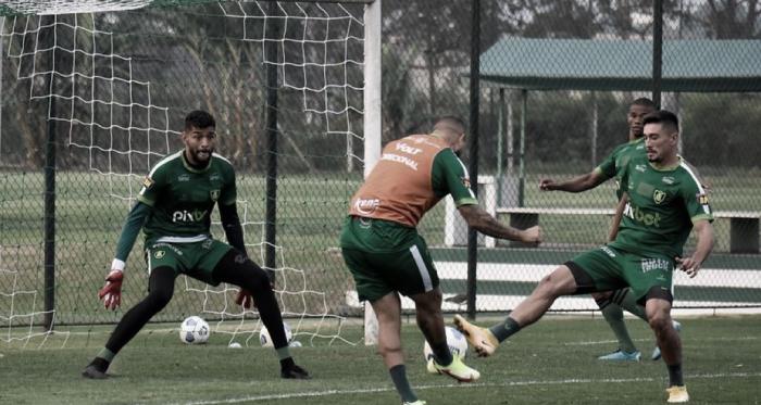 América-MG segue na capital paulista e inicia preparação para encarar São Paulo