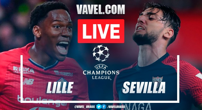 Melhores momentos de Lille x Sevilla (0-0)