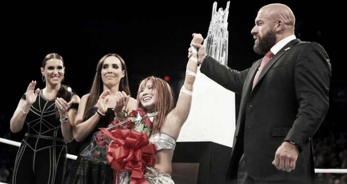 What is next for the competitors of the Mae Young Classic? Photo-WWE.com