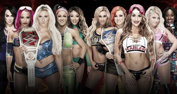 WWE has created an amazing women's roster. Photo- WWE.com