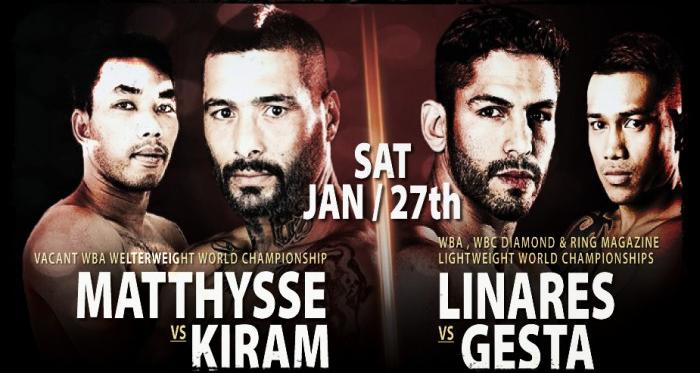 Sábado de boxeo/Foto:worldboxingreport.
