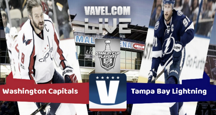 Alex Ovechkin and the Capitals square off against Steven Stamkos and the Tampa Bay Lightning. | Photo: VAVEL USA