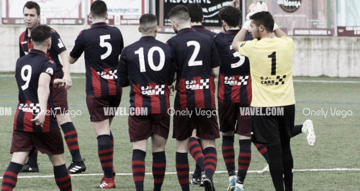 Valdesoto CF, un club humilde son sueños de élite. | Imagen: Onely Vega-VAVEL.