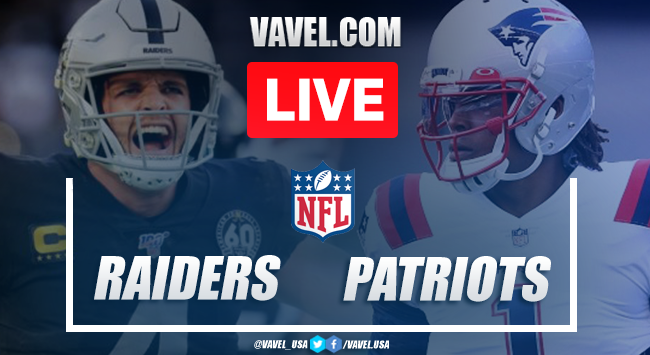 Highlights and Touchdowns of Raiders 20-36 Patriots on week 3 NFL 2020